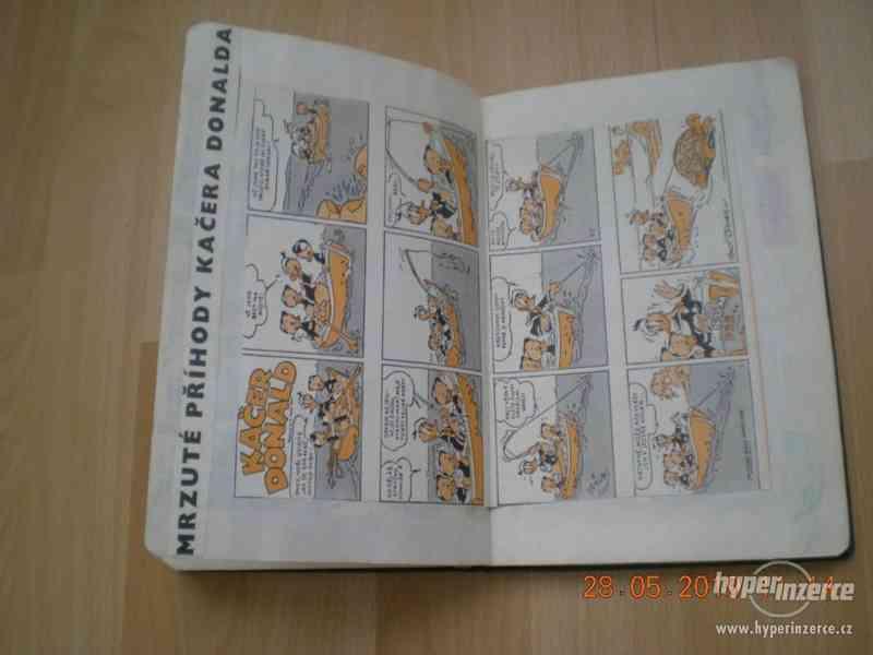 obrázkové komiksy PIF, PIFík, Pepek námořník, Méďa Béďa atd. - foto 21