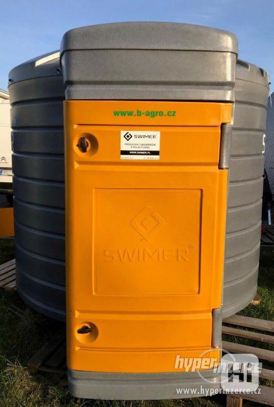 Nádrž na naftu Swimer 7500 PREMIUM  (7500 litrů) - foto 3