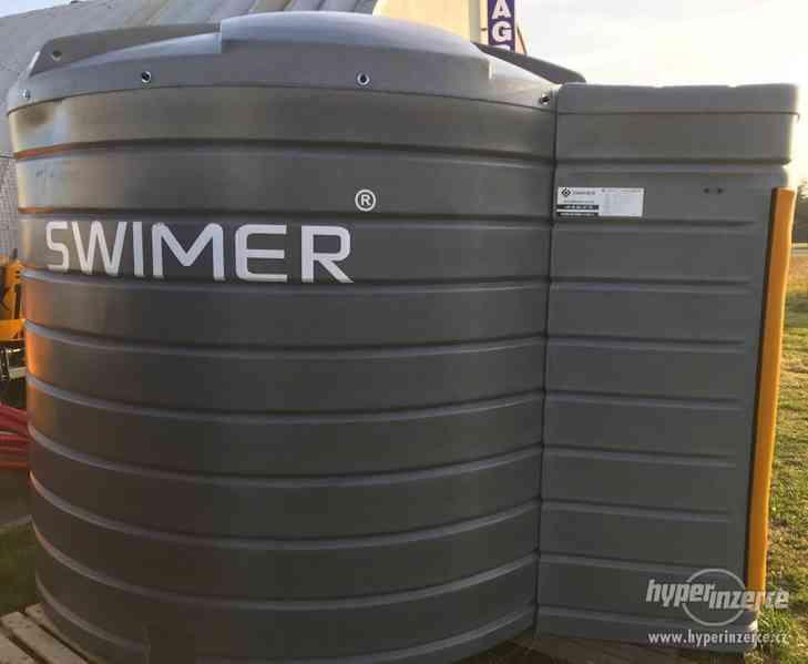 Nádrž na naftu Swimer 7500 PREMIUM  (7500 litrů) - foto 2