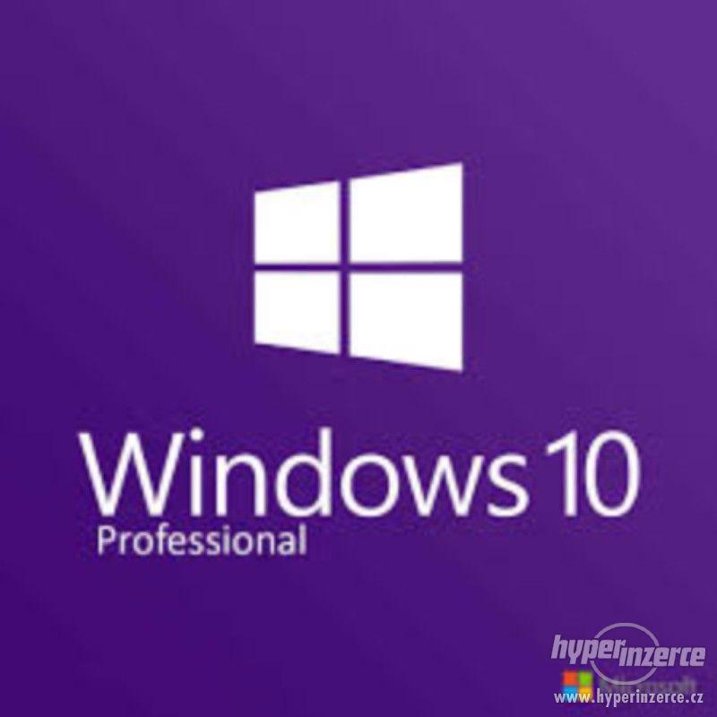 Windows 10 Professional Product licence - foto 1