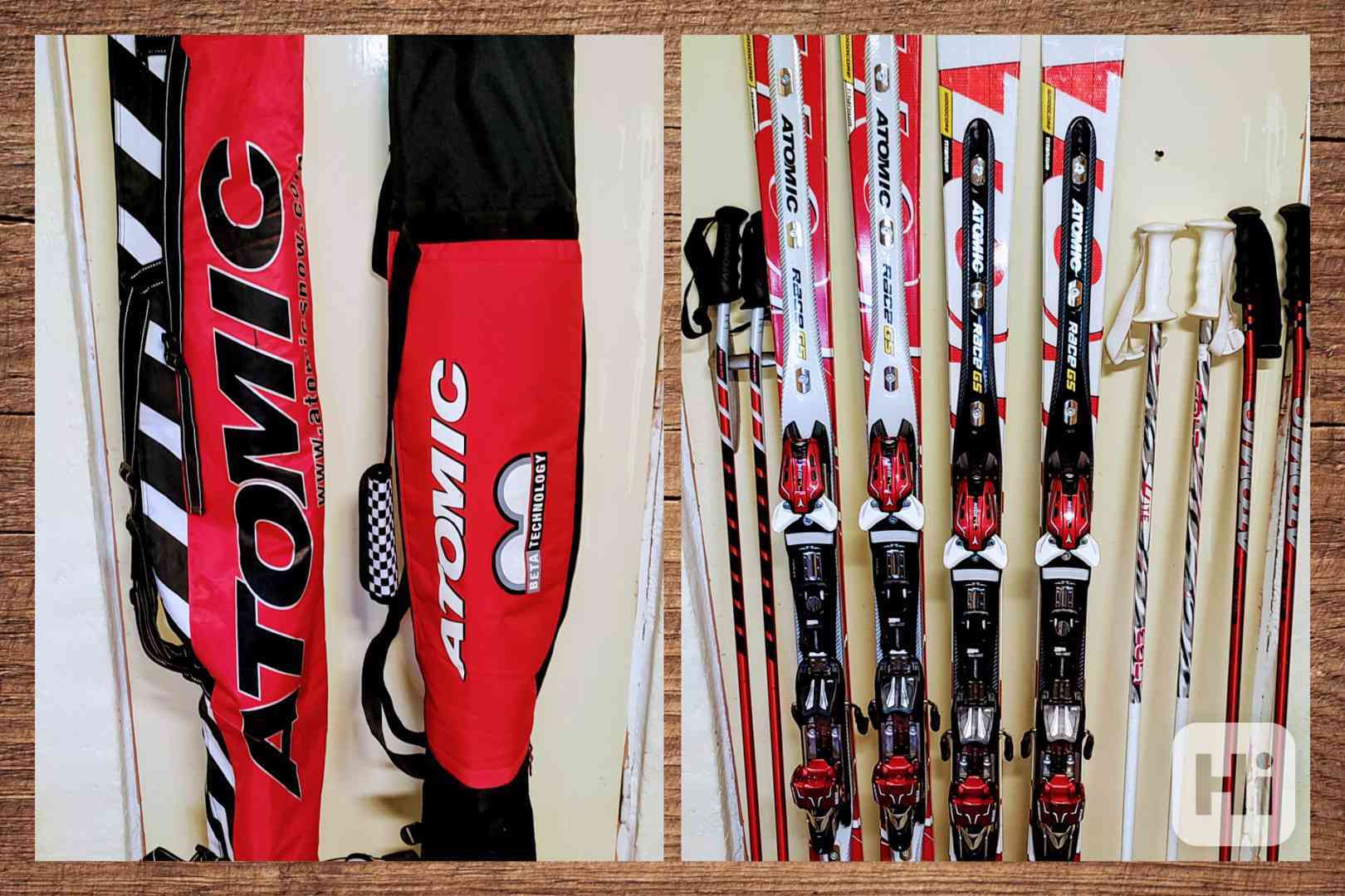 Carvingové ski Atomic Race GS - foto 1