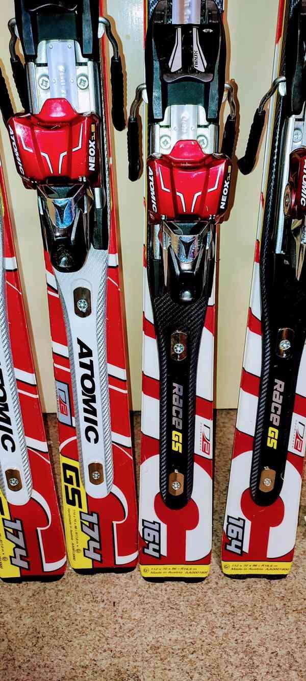 Carvingové ski Atomic Race GS - foto 4