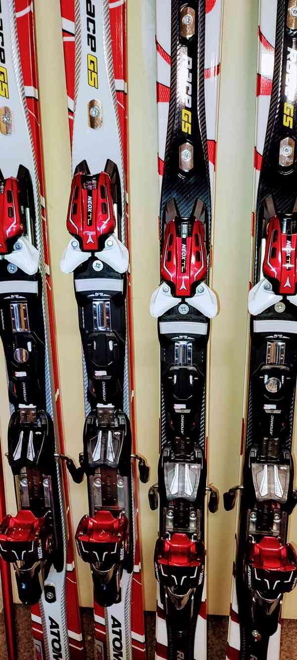 Carvingové ski Atomic Race GS - foto 3