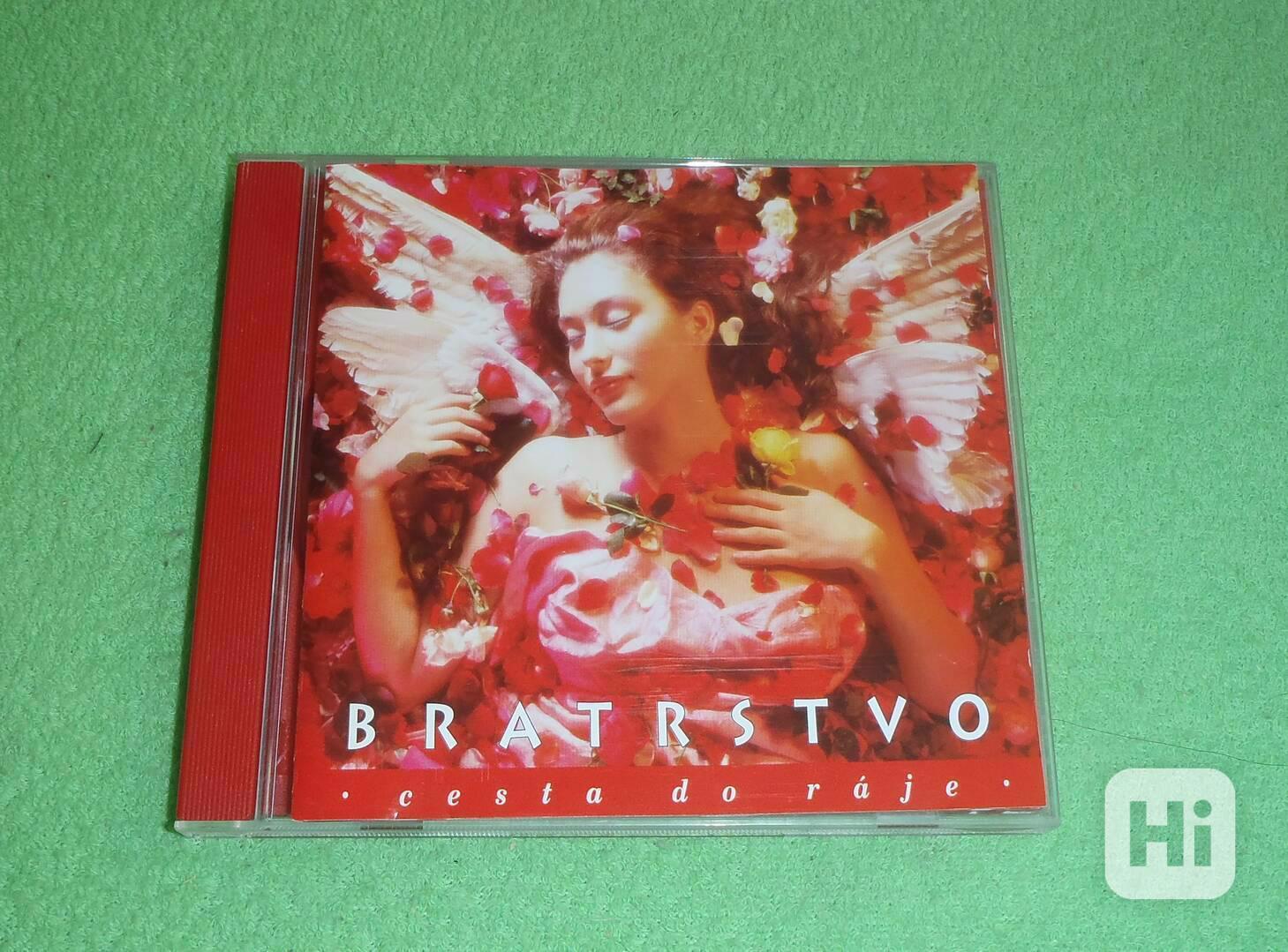 CD Bratrstvo - Cesta do ráje 1993 Jirásek RARE - foto 1