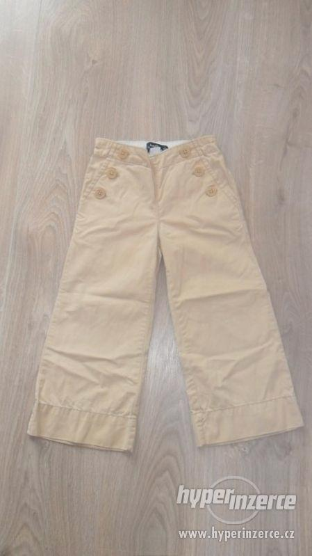 173 - plátěné kalhoty Gap