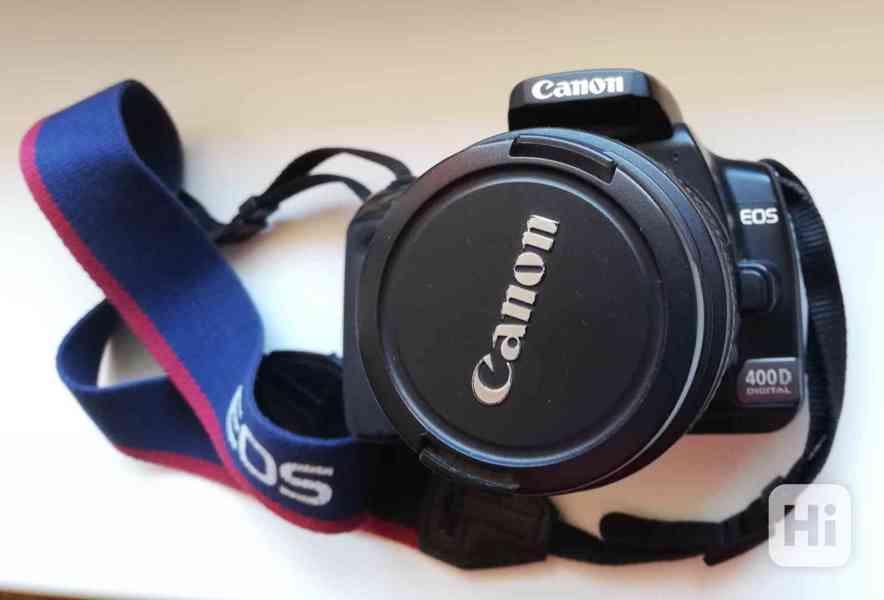 CANON EOS 400D. - foto 5