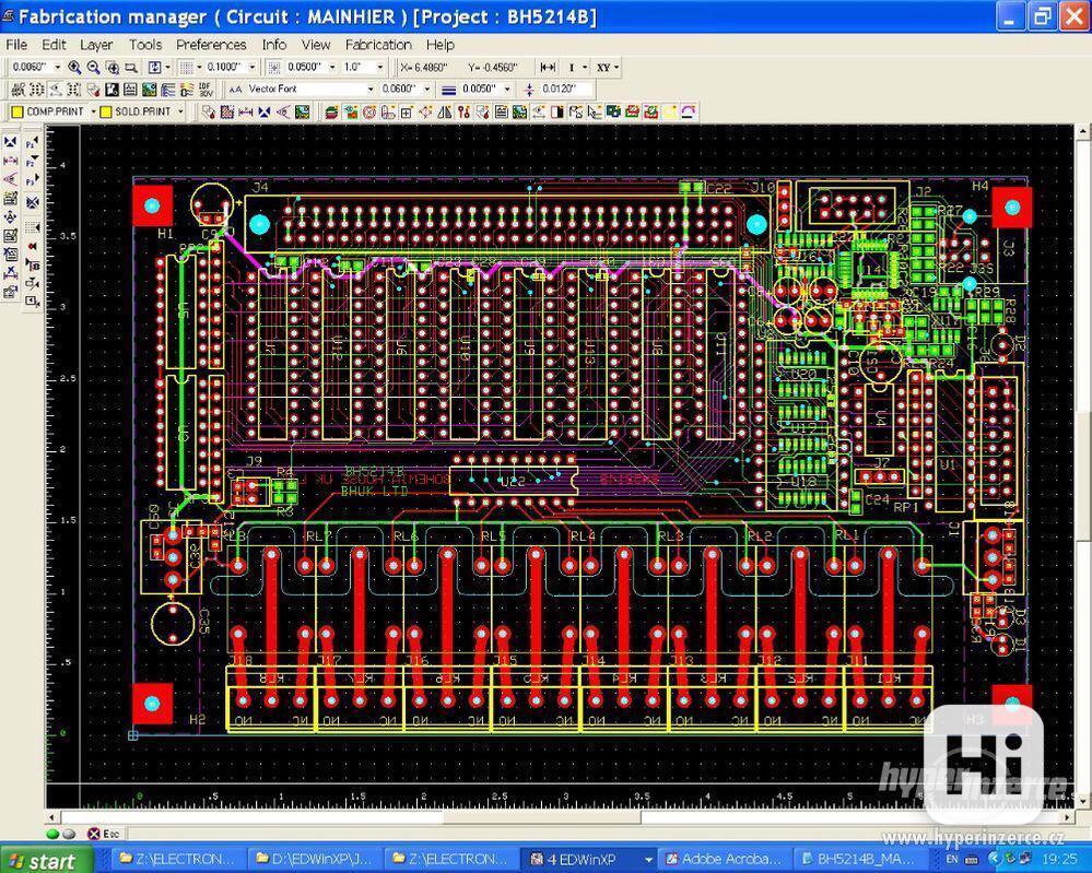 plošné spoje pro vaše elektronické projekty - foto 1