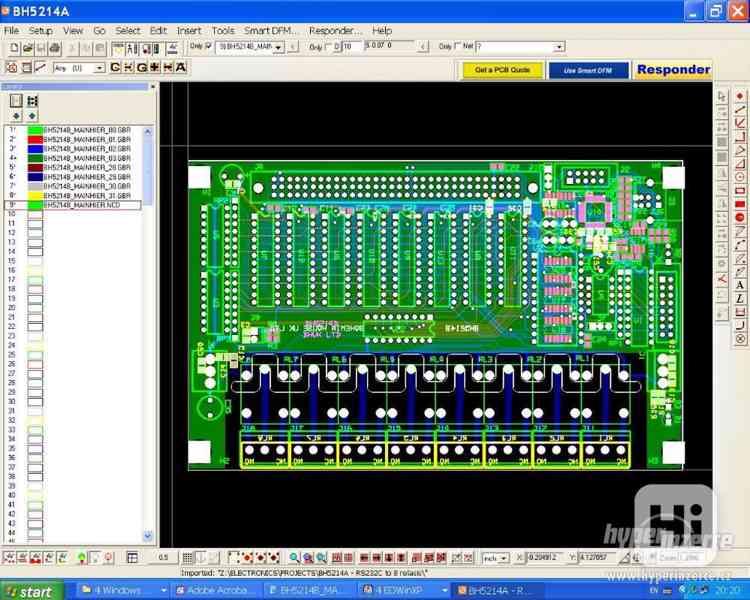 plošné spoje pro vaše elektronické projekty - foto 2