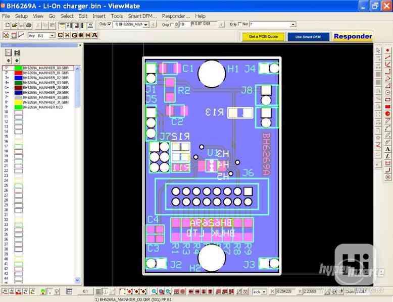 plošné spoje pro vaše elektronické projekty - foto 3