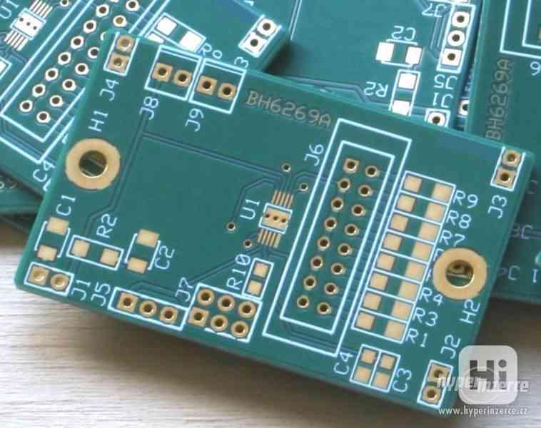 plošné spoje pro vaše elektronické projekty - foto 5