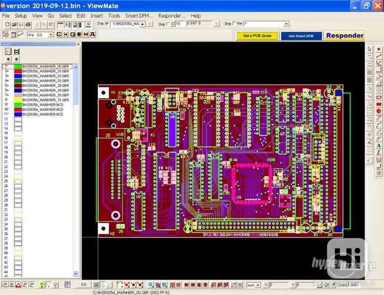 plošné spoje pro vaše elektronické projekty - foto 8