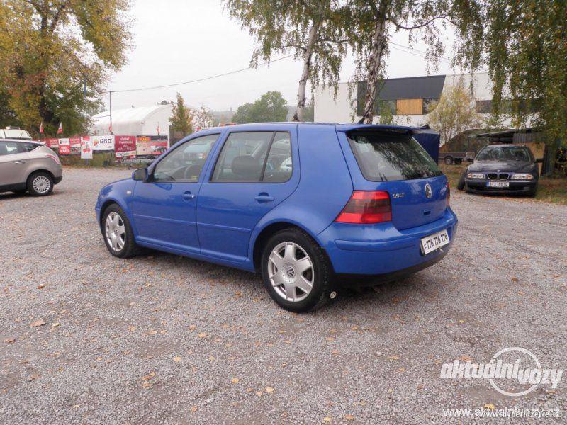 Volkswagen Golf 1.6, benzín, vyrobeno 2000, el. okna, STK, centrál, klima - foto 2