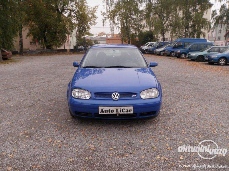 Volkswagen Golf 1.6, benzín, vyrobeno 2000, el. okna, STK, centrál, klima - foto 3