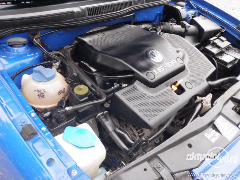 Volkswagen Golf 1.6, benzín, vyrobeno 2000, el. okna, STK, centrál, klima - foto 5