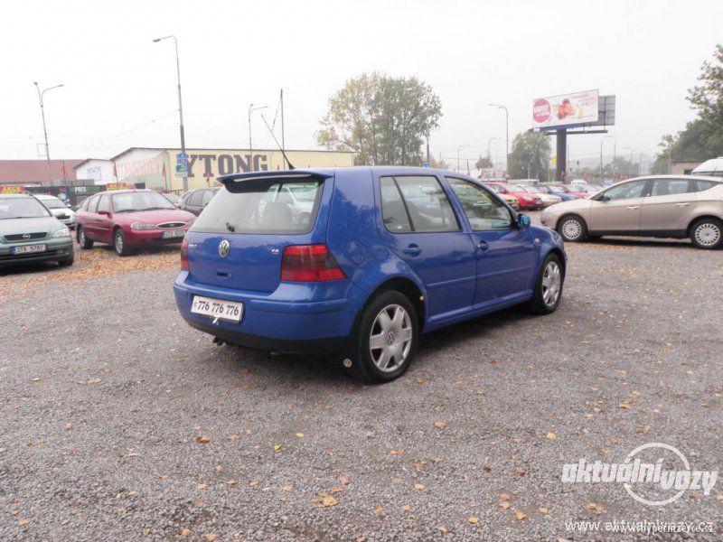 Volkswagen Golf 1.6, benzín, vyrobeno 2000, el. okna, STK, centrál, klima - foto 10