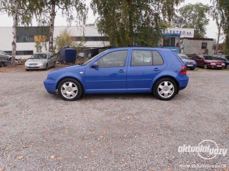Volkswagen Golf 1.6, benzín, vyrobeno 2000, el. okna, STK, centrál, klima - foto 11