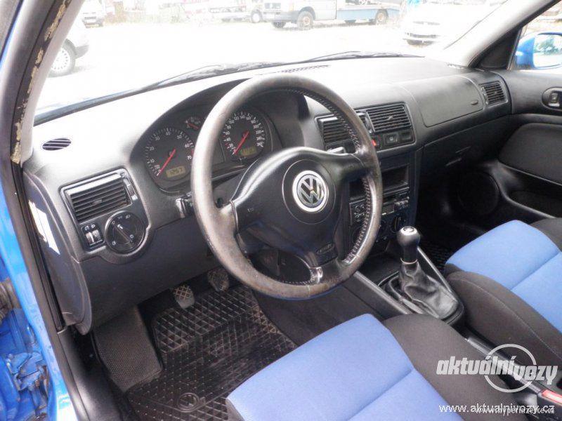 Volkswagen Golf 1.6, benzín, vyrobeno 2000, el. okna, STK, centrál, klima - foto 17