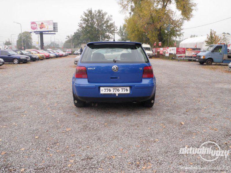 Volkswagen Golf 1.6, benzín, vyrobeno 2000, el. okna, STK, centrál, klima - foto 18