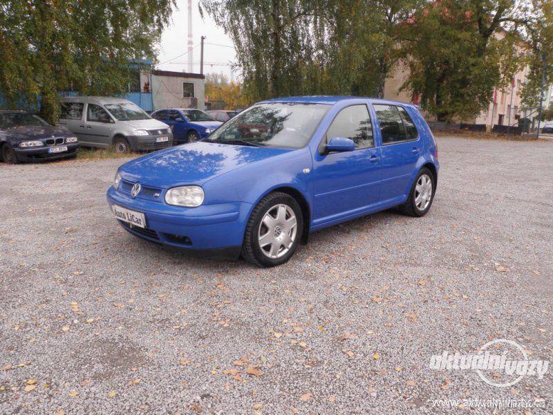 Volkswagen Golf 1.6, benzín, vyrobeno 2000, el. okna, STK, centrál, klima - foto 19