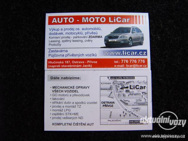 Volkswagen Golf 1.6, benzín, vyrobeno 2000, el. okna, STK, centrál, klima - foto 20