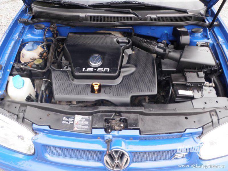 Volkswagen Golf 1.6, benzín, vyrobeno 2000, el. okna, STK, centrál, klima - foto 22