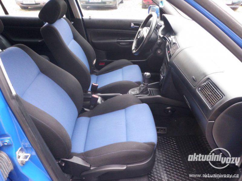 Volkswagen Golf 1.6, benzín, vyrobeno 2000, el. okna, STK, centrál, klima - foto 25