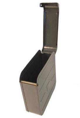 Praktické kovové boxy - konverze využití - foto 1