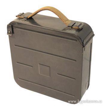 Praktické kovové boxy - konverze využití - foto 2