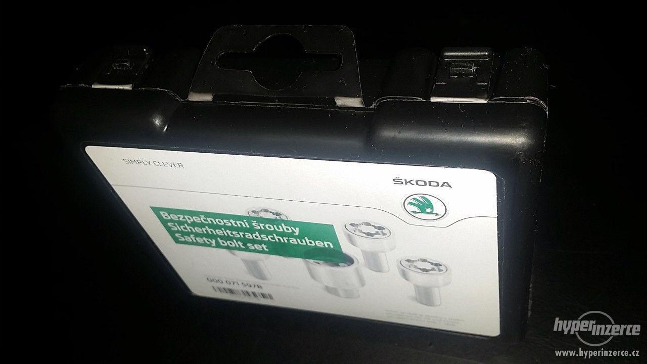 Nové bezpečnostní šouby pro: VW UP / Škoda Citigo / Seat Mii - foto 1