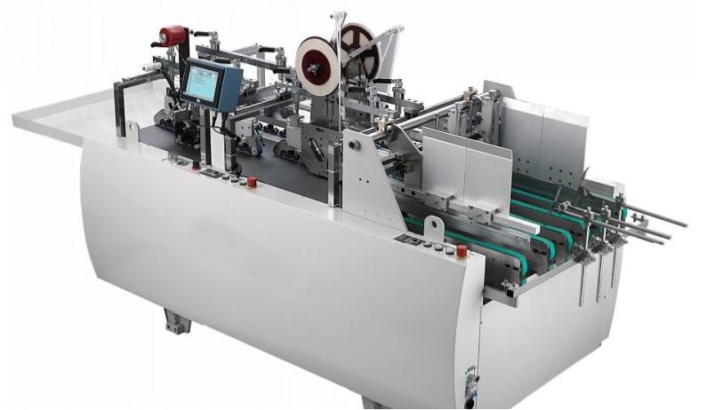 Automatický stroj na nanášení oboustranné pásky 1100 B