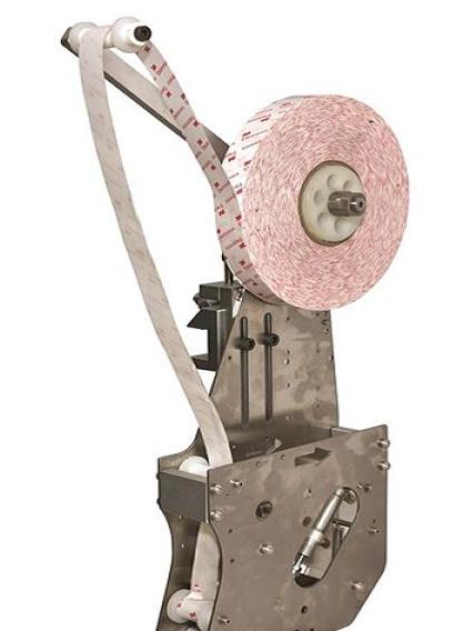 Automatický stroj na nanášení oboustranné pásky 1100 B - foto 6