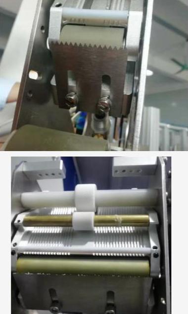 Automatický stroj na nanášení oboustranné pásky 1100 B - foto 5