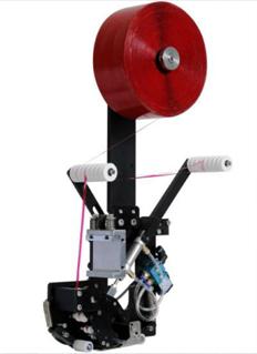 Automatický stroj na nanášení oboustranné pásky 1100 B - foto 7