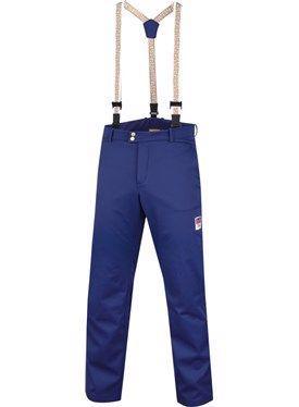 Pánské lyžařské kalhoty, olympijská kolekce Alpine Pro Soči - foto 1