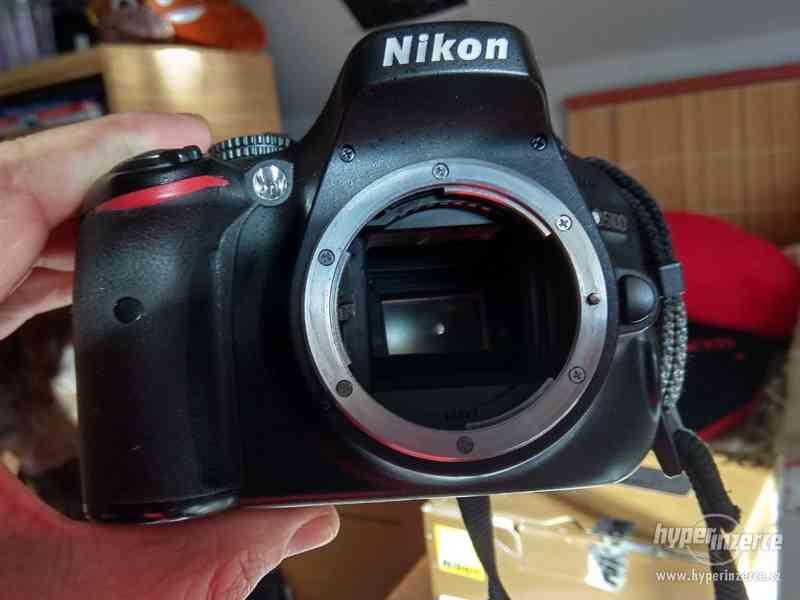 Prodám digitální zrcadlovku Nikon D5100 - foto 2