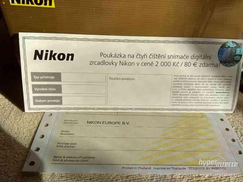 Prodám digitální zrcadlovku Nikon D5100 - foto 4