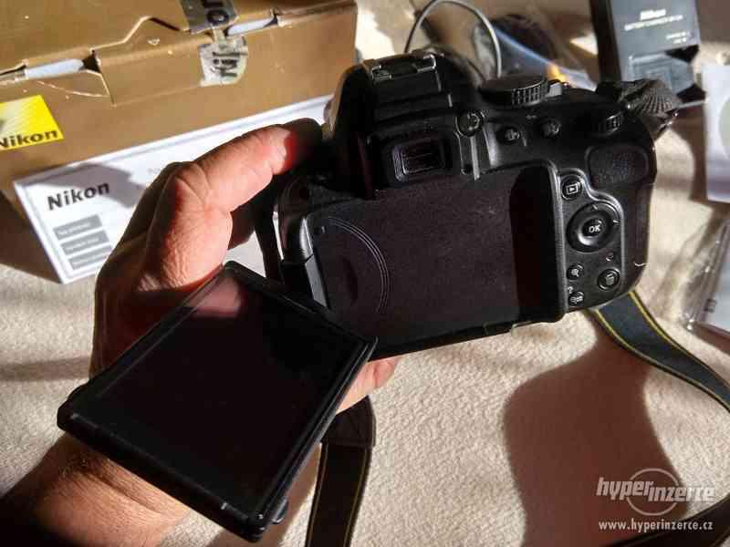 Prodám digitální zrcadlovku Nikon D5100 - foto 5