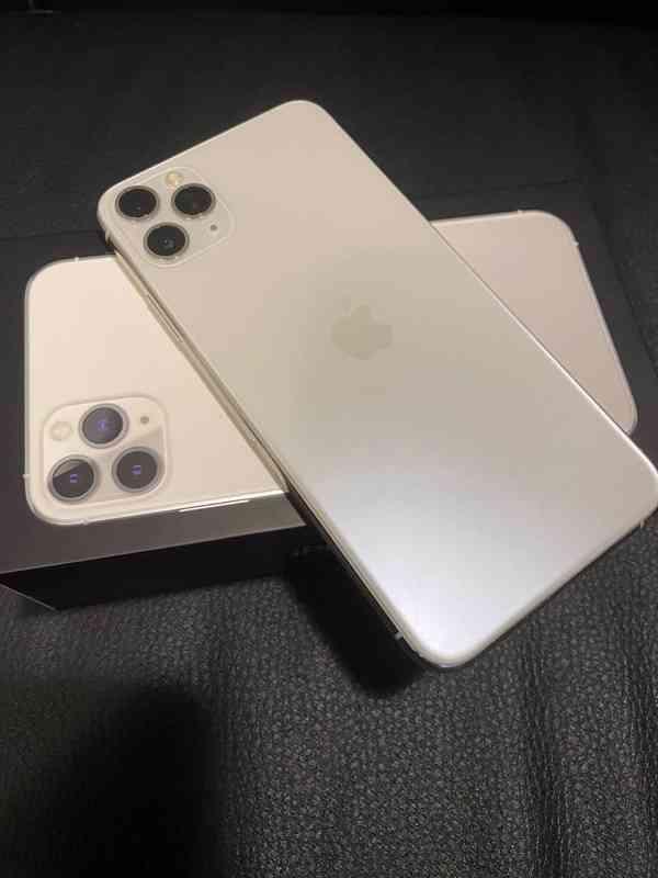 iPhone 11 Pro Max 64 gb silver  - foto 1