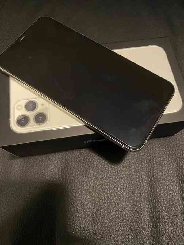 iPhone 11 Pro Max 64 gb silver  - foto 3