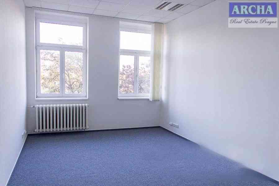 Nájem 2x kancelář (25,1 m2 + 20,5 m2), přízemí, Praha 9 Vyso - foto 2
