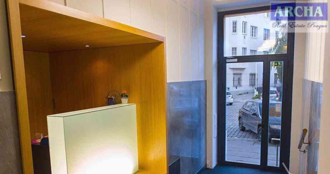 Nájem 2x kancelář (25,1 m2 + 20,5 m2), přízemí, Praha 9 Vyso - foto 3