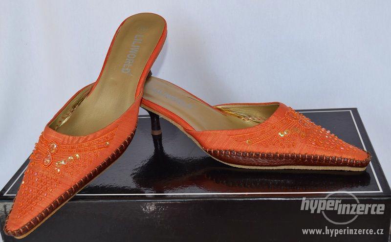 Dámská obuv italské značky  VEL 39 NOVÉ