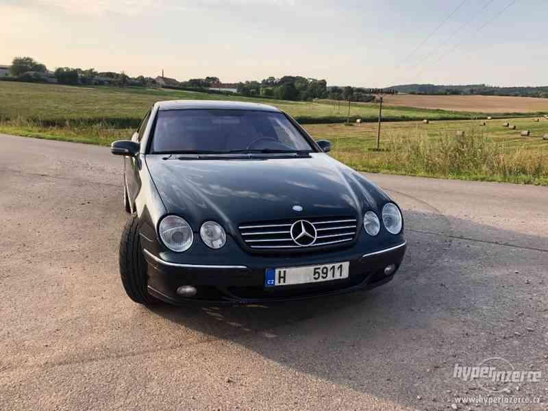 Mercedes-Benz CL500 V8