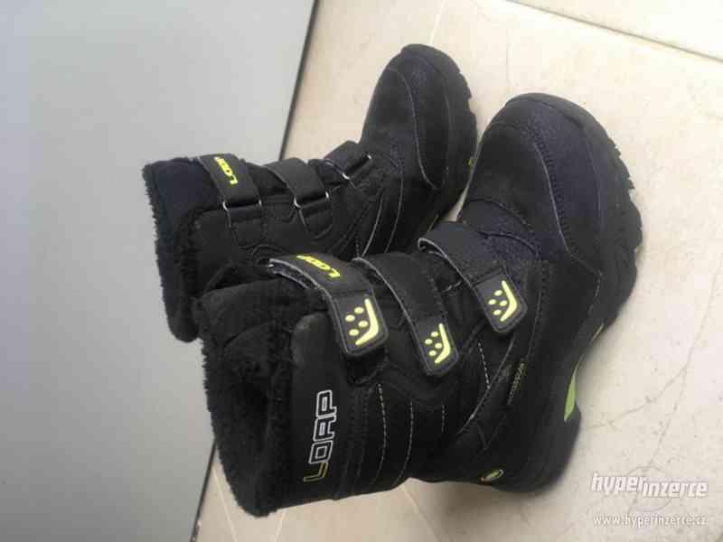Zimní boty Loap v.29