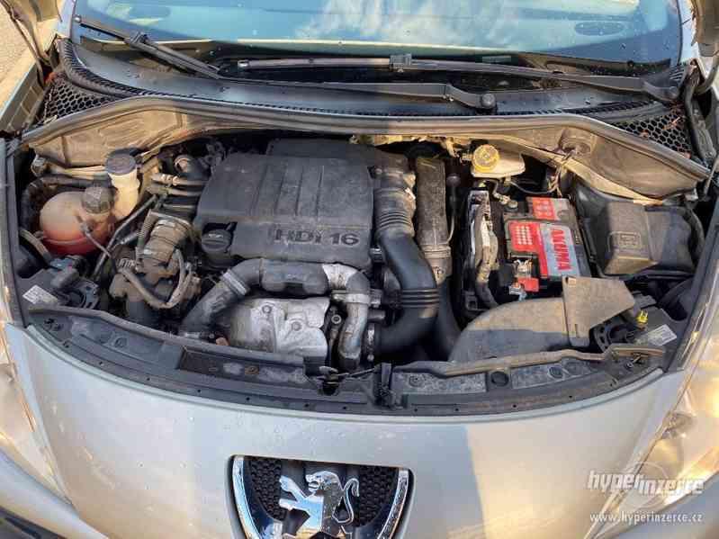 Peugeot 207 SW 1.6 HDI 66kw - foto 3