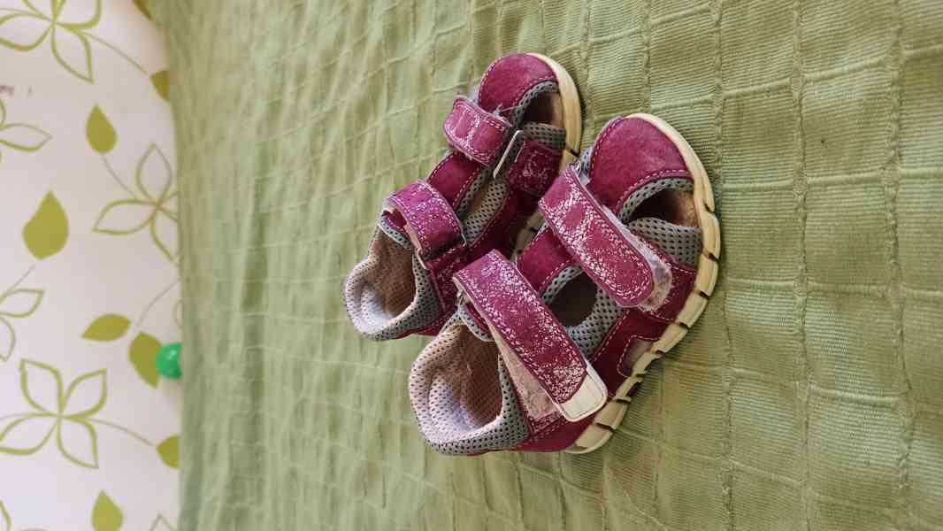 Sante detske sandale - foto 3