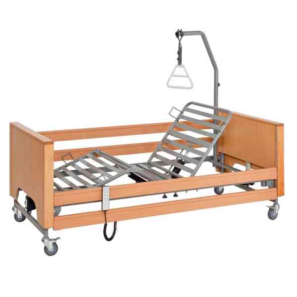 Zapůjčení - Eletrická pol. postel pro seniory, zdrav. postiž