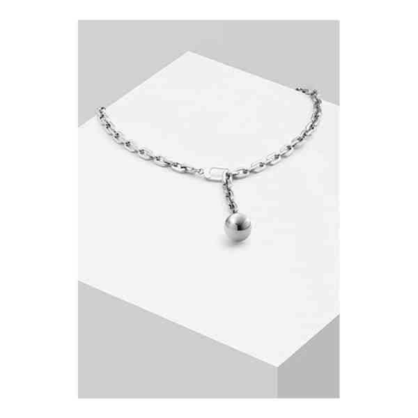 Liebeskind Berlin - Dámský perlový náhrdelník z ušlechtilé o - foto 4