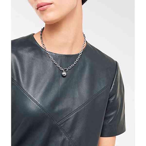 Liebeskind Berlin - Dámský perlový náhrdelník z ušlechtilé o - foto 7
