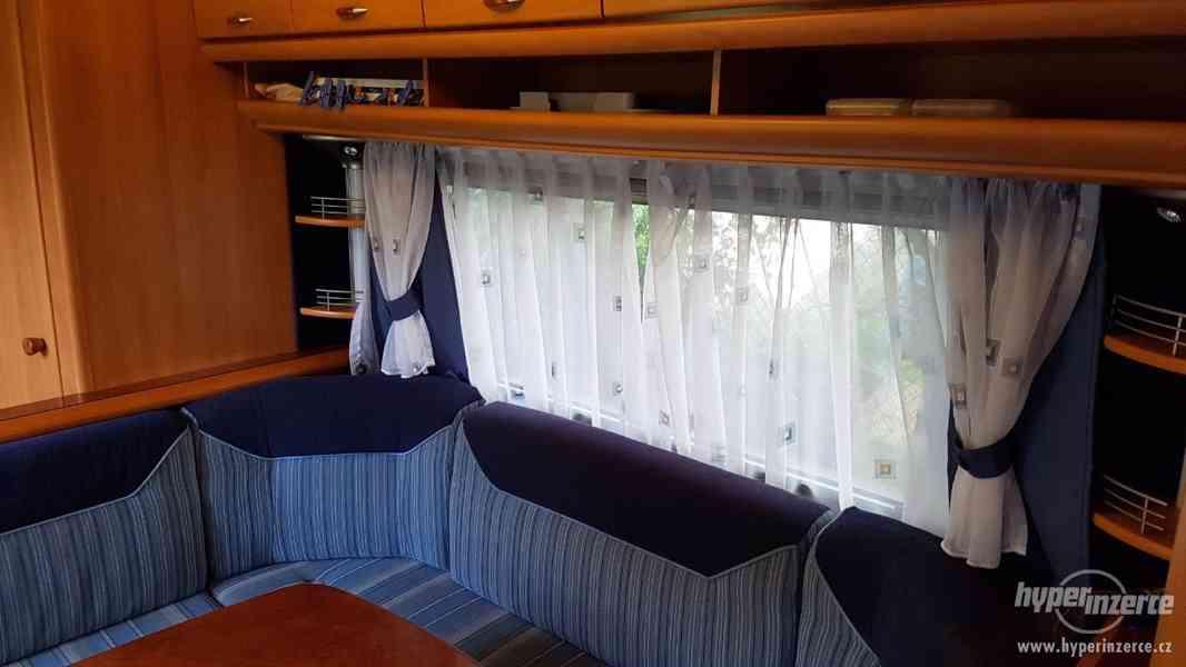 Prodám karavan Hobby 520 Excelsior - foto 6